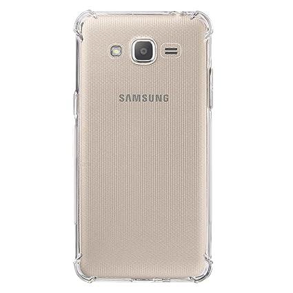finest selection 9be75 c3731 Samsung Galaxy J2 Prime Case, Grand Prime Plus Case: Amazon.in ...