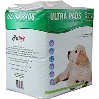 Tapete Higiênico para Cães Ultra Pads Natural 80cmx60cm 30und