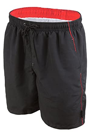 b10b8c4d09a9 gWINNER Men's Swim Shorts - Stylish and Comfortable - Quick-Drying - With  Back Pocket