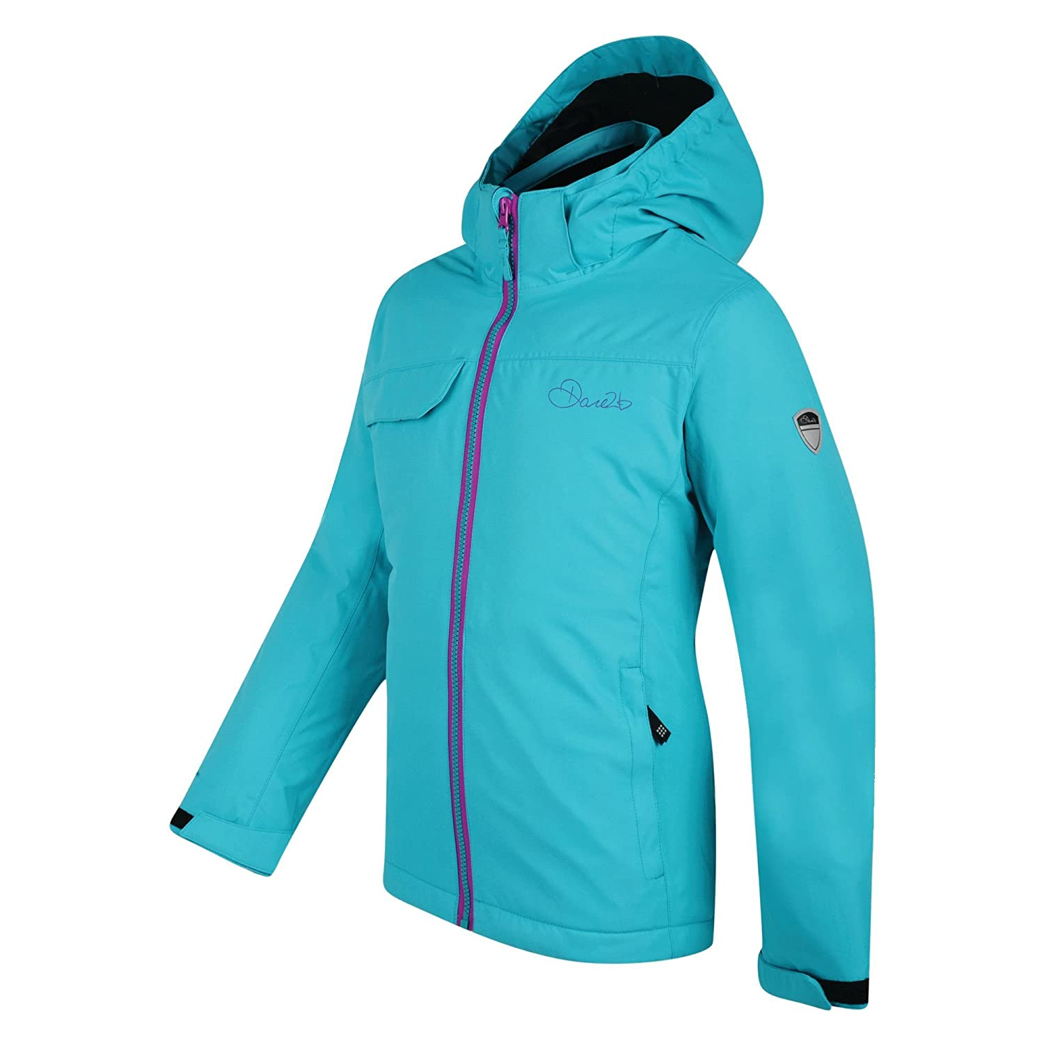 Amazon.com : Dare2b Ruminate Junior Waterproof Ski Jacket ...