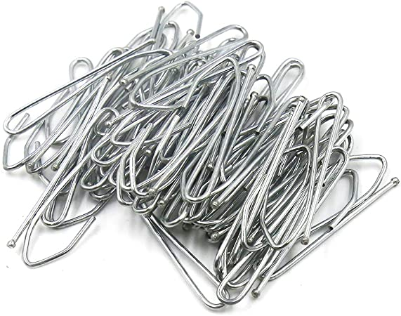 Pinch Pleat Pin Hooks pack of 1000
