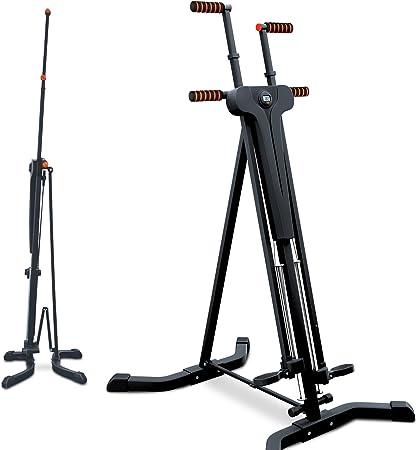 Sportstech Innovador Stepper & Escalador Vertical 2en1 - Ejercicio con Movimientos de Escalada, Plegable, VC300 con diseño Antideslizante - Ideal para ...