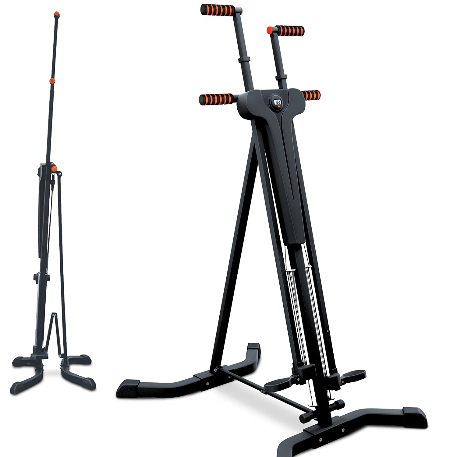 Sportstech 2-in-1 Stepper & Vertical Climber