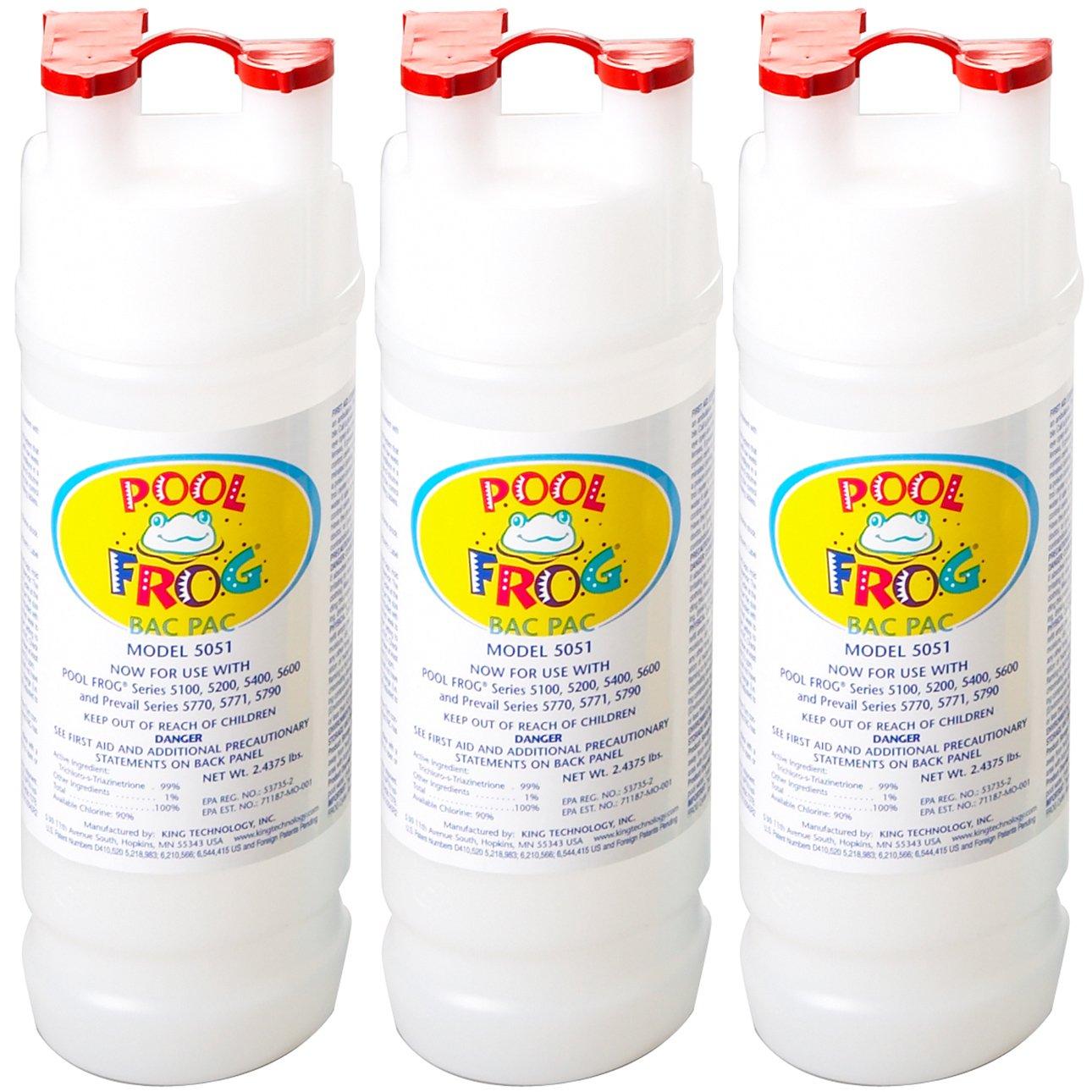 Pool Frog Chlorine Bac Pac 3-pack by Pool Frog