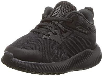 the latest fb644 1f427 adidas Baby Alphabounce Beyond Running Shoe, CarbonGreyBlack 4K M US  Toddler