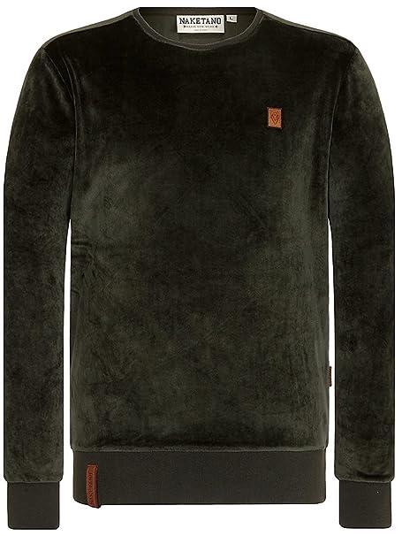 Sweater Men Naketano Kubilay VI Sweater: Amazon.co.uk: Clothing