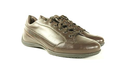 Pirelli - Pirelli Sam REX-04 Zapatillas de Hombre Marrones SUTSNK031T02 Hombres: Amazon.es: Zapatos y complementos