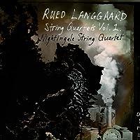 Langgaard: String Quartets Volume 1 (Dacapo: 6220575)