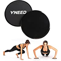 Core Sliders Dual Sided Abdominal Exercise Equipment Bum Tum Home Exercise Gym