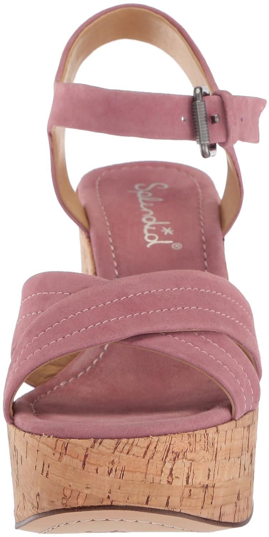 Splendid Womens Flaire Wedge Sandal