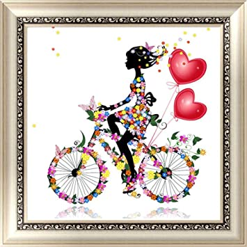 DIY 5D Diamond Painting Embroidery Cross Stitch Painting Kit Craft Decal Home UK