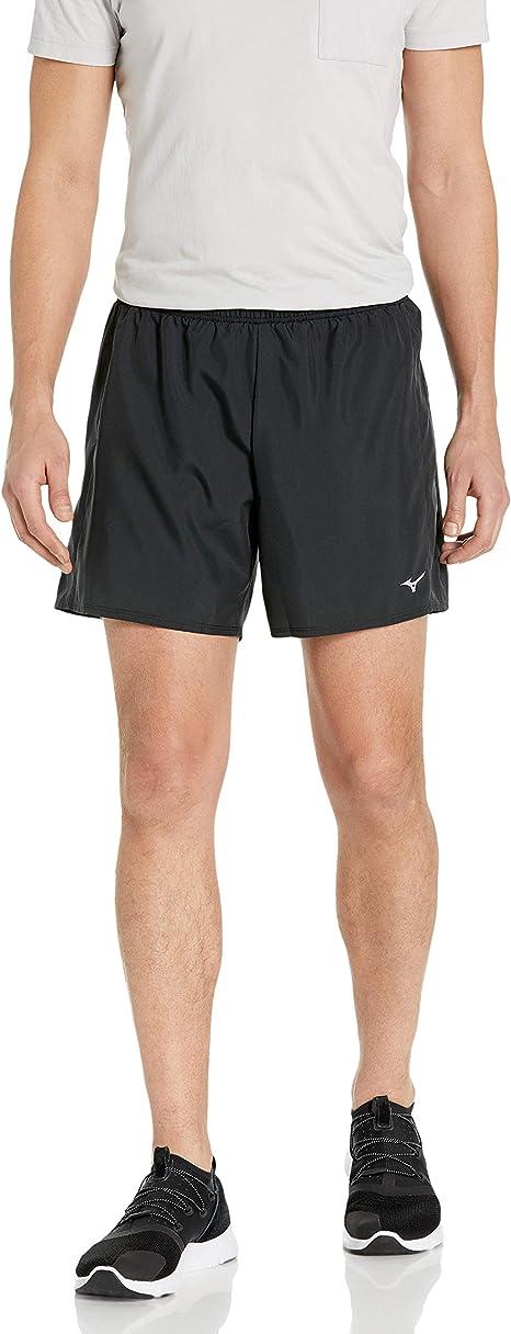 mizuno running men's rider 5.5 shorts