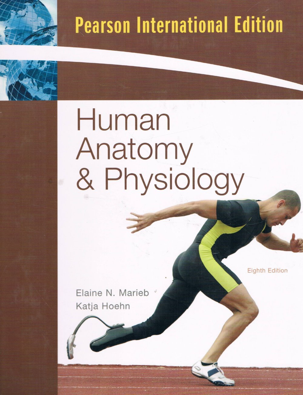 Human Anatomy And Physiology Elaine Marieb Katja Hoehn