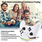 Xbox One Controller Charger, CVIDA Dual Xbox