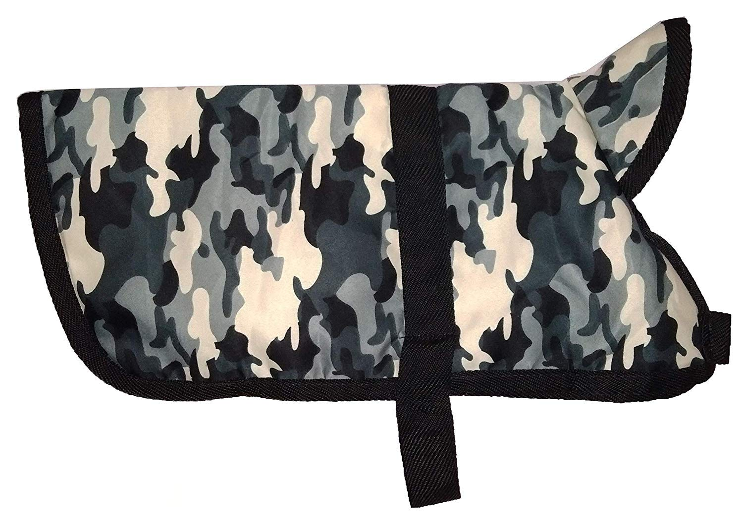 Sage Square Dog Winter Ultra Warm Camouflage Army Coat Thicker Fleece Dog Hoodie Vest for Cold Weather (1 Piece) (10Inch (Extra Small)) (B07WR3K57J) Amazon Price History, Amazon Price Tracker