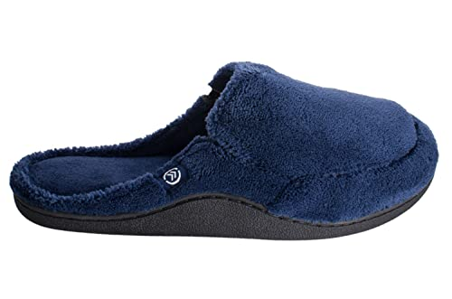 035f6bce03ec Image Unavailable. Image not available for. Color  ISOTONER Men s  Microterry Clog Slippers ...