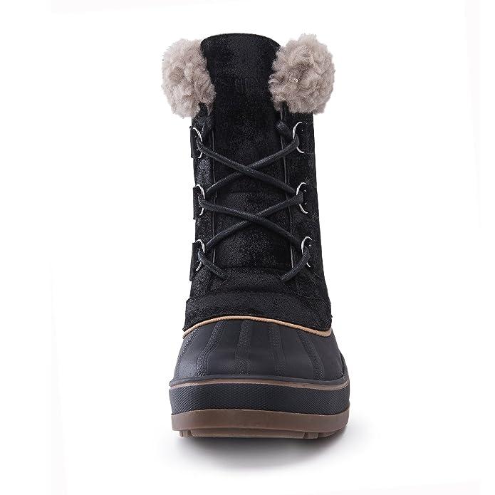 Global Win GLOBALWIN Men's Waterproof Winter Boots: Amazon.ca: Shoes &  Handbags