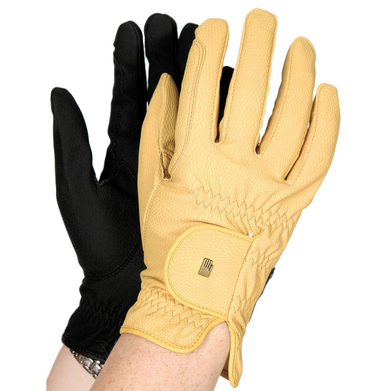 TALLA 7.5. Roeckl - riding gloves ROECK GRIP