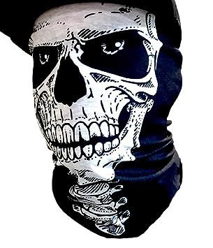 Skull Bandana Mask
