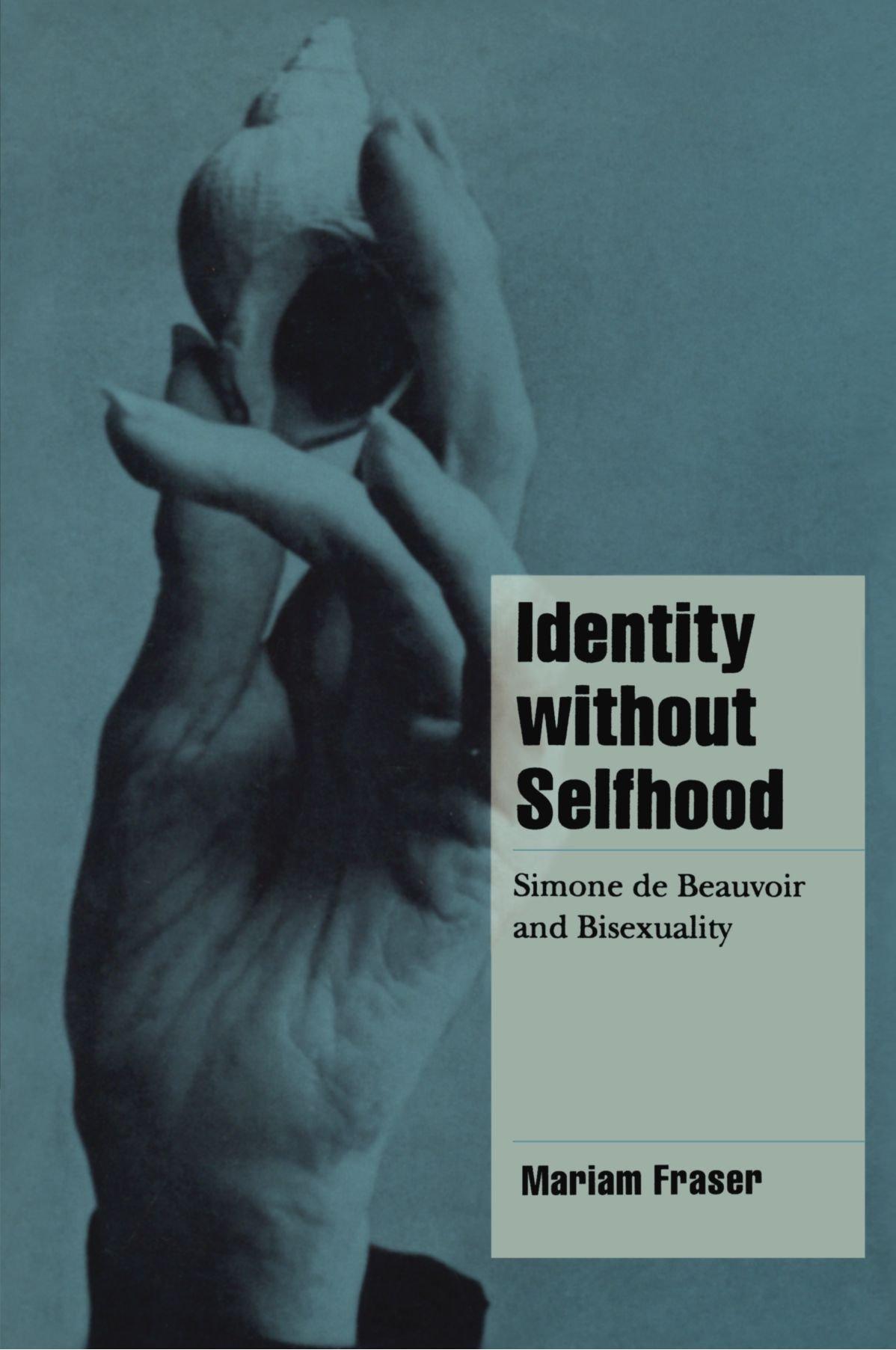 Amazon.com: Identity without Selfhood: Simone de Beauvoir and ...