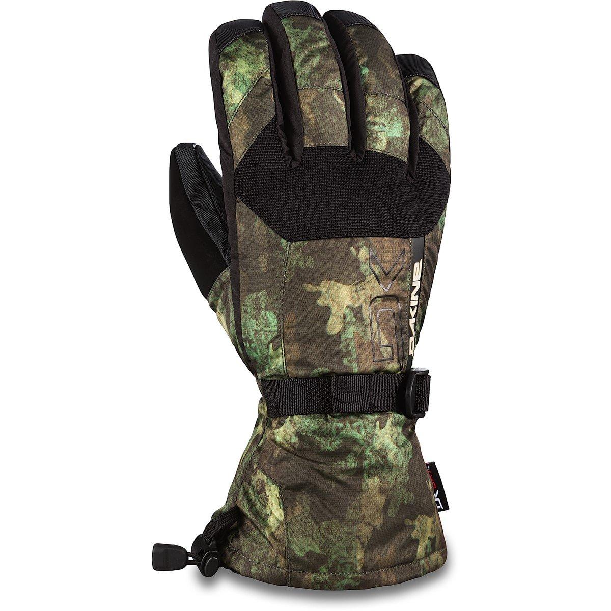 Dakine Men's Scout Gloves, X-Large, Peat Camo by Dakine