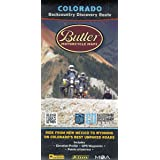 Colorado Backcountry Discovery Route Motorcycle Map