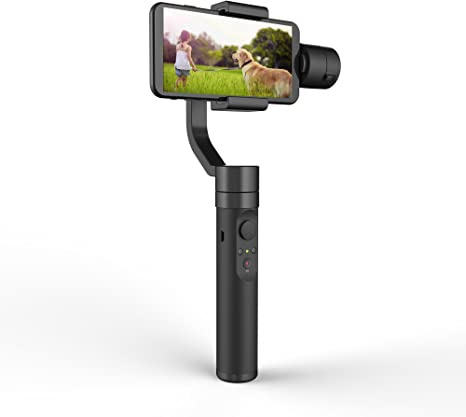 YI Gimbal Smartphone 3-Axis Stabilizer 360 ° para Android Smartphone, iPhone: Amazon.es: Electrónica