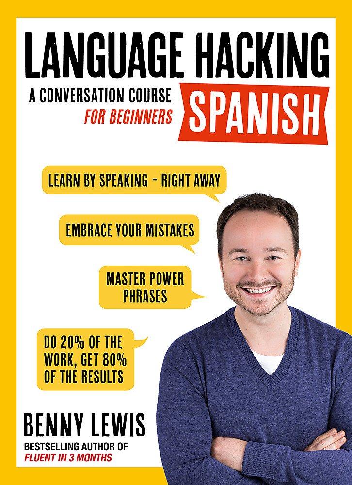 Language Hacking Spanish Benny Lewis product image
