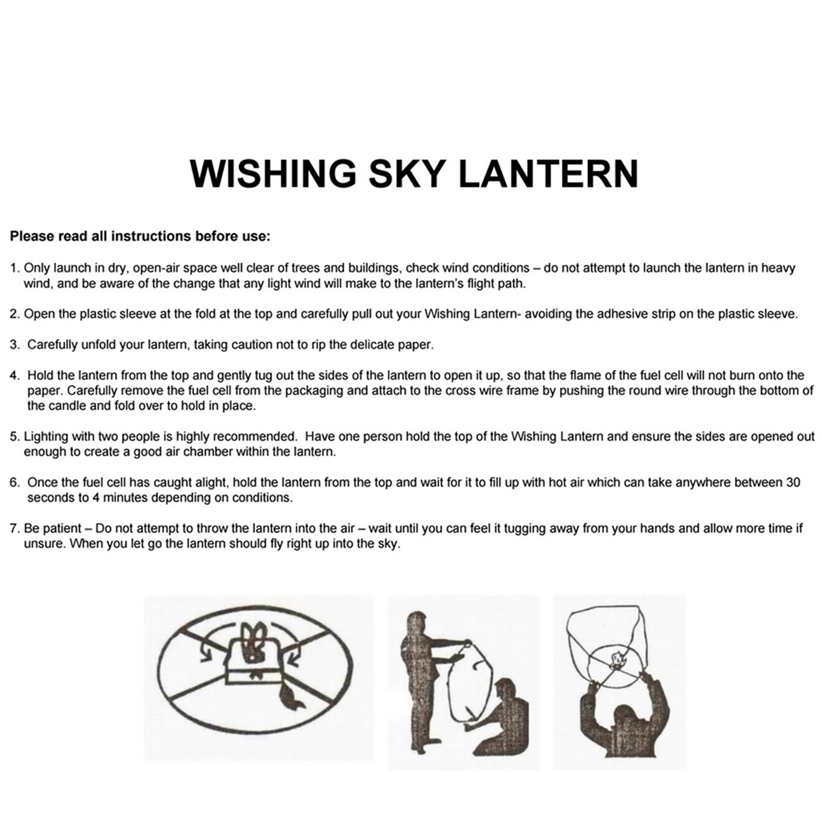 Commercial Bargains 300 Colored Paper Chinese Sky Fire Lanterns Wishing Flying Candle Lamp