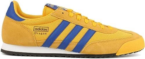 adidas dragons homme jaune