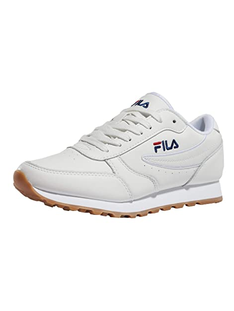 Fila Donna Scarpe Sneaker Sport Orbit Zeppa L  Amazon.it  Scarpe e borse 46ae02d0400
