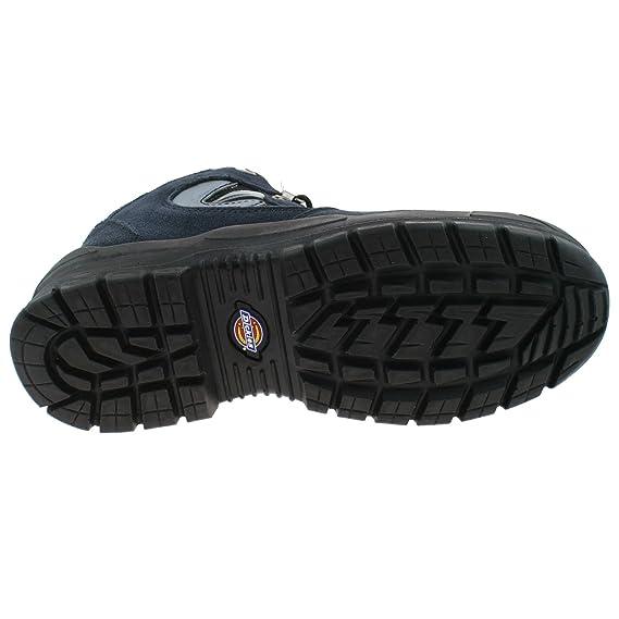 Dickies para hombre Storm II Suede malla acolchado puntera de acero botas de seguridad: Amazon.es: Industria, empresas y ciencia
