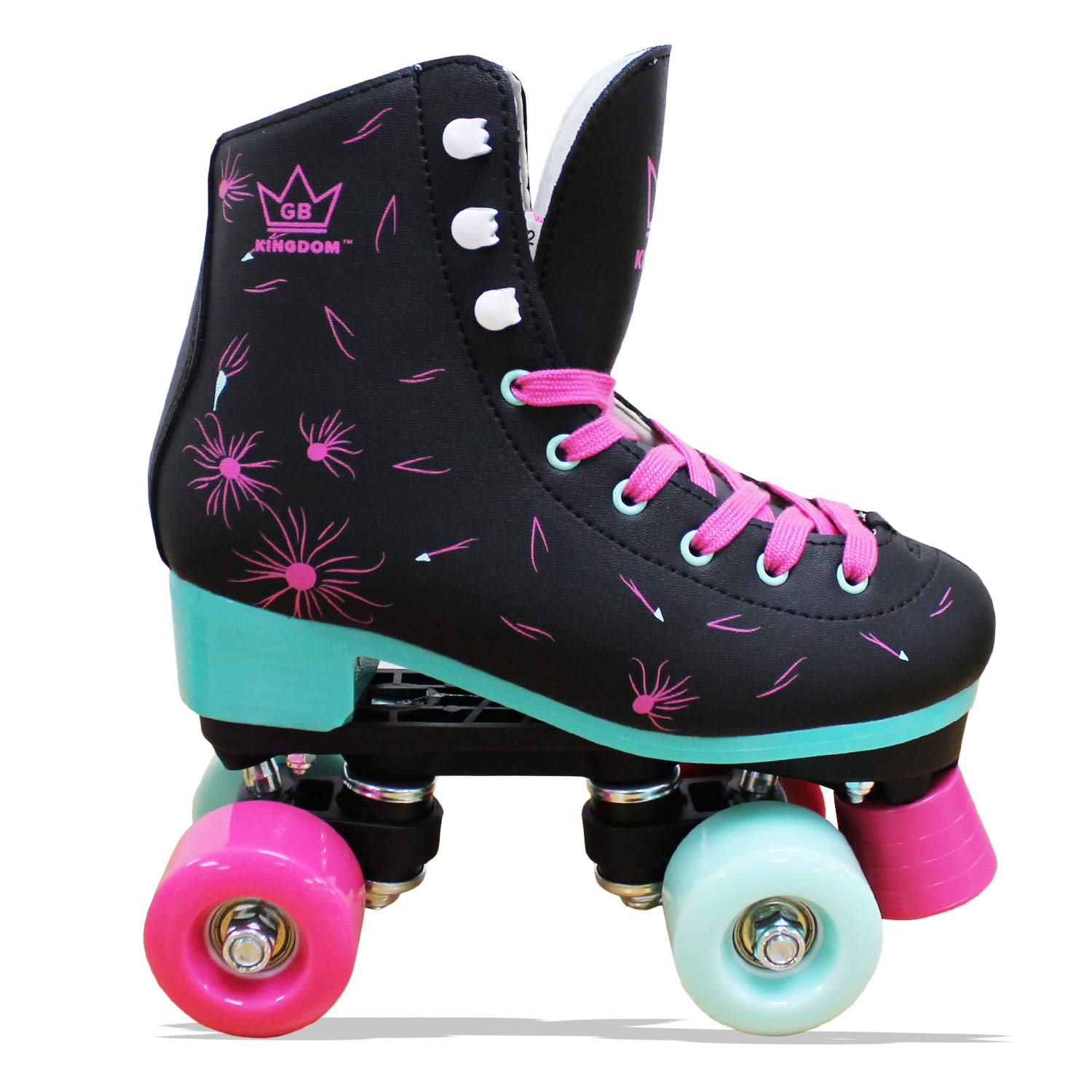 Kingdom GB Patines de Ruedas Venus Quad Wheels