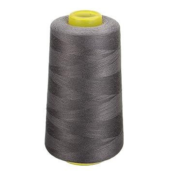 Más cuidado 1 rollo 3000 m hilo de poliéster hilo de coser Industrial máquina de coser