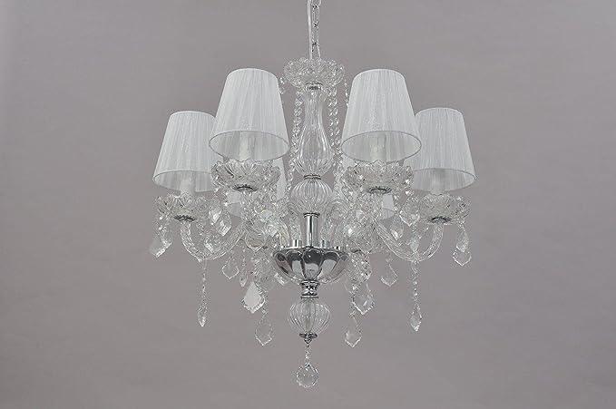 Wak lampada cristallo soggiorno elegante e raffinato camere da