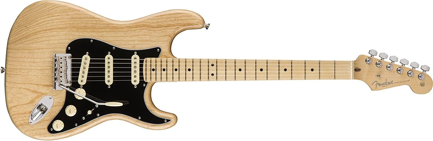 American Professional Stratocaster MN Natural