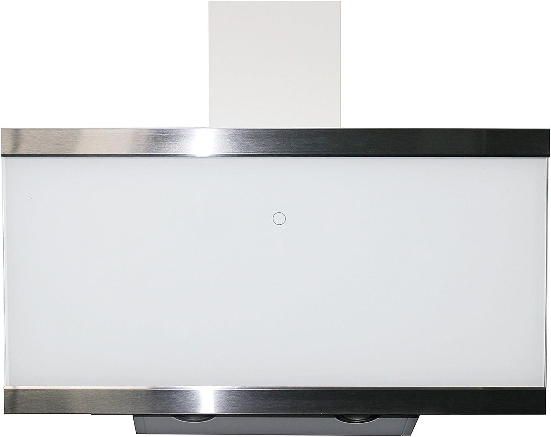respekta CH 88090 W A+ - Campana extractora, color blanco, 90 cm: Amazon.es: Grandes electrodomésticos
