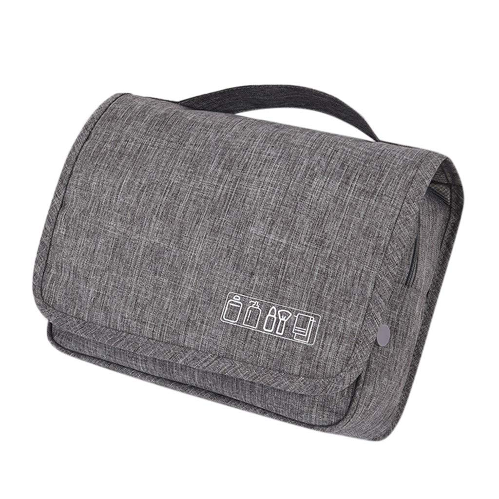 Outique Men And Women Multi-functional Fashion Leisure Travel Bag Storage Bag Wash Bag Small Makeup Bag for Purse Travel