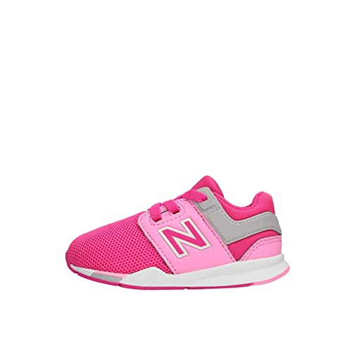 New Balance | 247 Pink Synthetic Mesh Rosa | NBIH247FEM12
