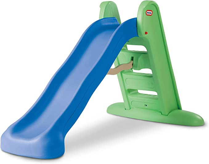 Amazon Com Toddler Slide Large Kids Slides And Climbers Indoor Outdoor Playground Plastic Climber Toys Infant Backyard Fun Children New By Supremesaver Toys Games