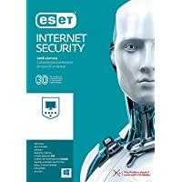 Eset Internet Security V10 1Yr 3-User BIL