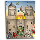 Trend Create your Castle, Malbuch mit Stickern, 6518
