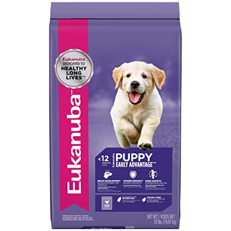 Amazon Com Eukanuba Puppy Growth Puppy Food 33 Pounds Packaging May