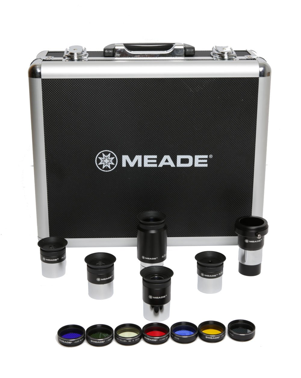 Meade Instruments 607001 Series 4000 1.25-Inch Eyepiece and Filter Set (Black) by Meade Instruments
