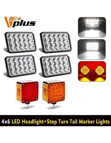 amazon com headlight assemblies headlight assemblies mouldings price 106 99