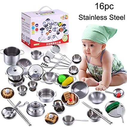 Amazon Com Aimik Toy Foods For Kids 16 Pcs Food Groups Play