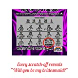 Will You Be My Bridesmaid Proposal Replica