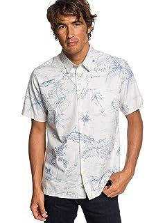 Quiksilver Tropical - Camisa de Manga Corta para Hombre EQYWT03982: Amazon.es: Ropa y accesorios