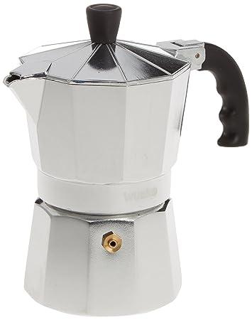 Wurko 23898 - Cafetera Aluminio 3 T.: Amazon.es: Bricolaje y ...