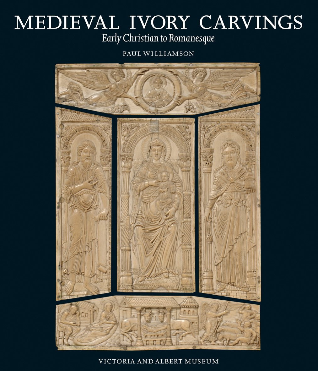 b66015f97d2082 Medieval Ivory Carvings  Early Christian to Romanesque Hardcover – August  1